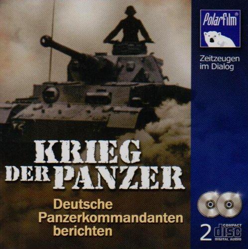 Krieg der Panzer, 2 Audio-CDs