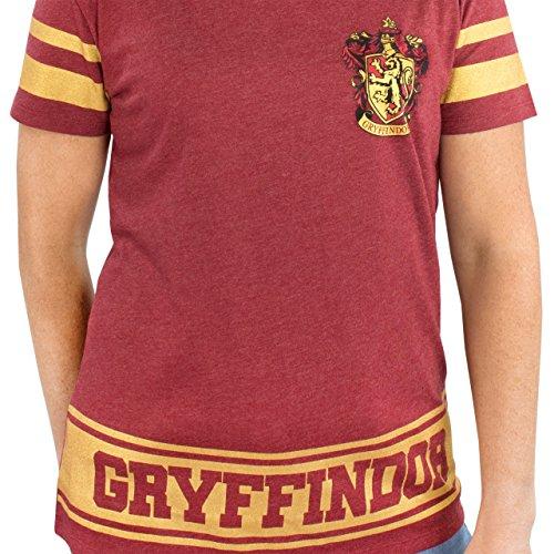 Harry Potter Damen Harry Potter Gryffindor T-Shirt