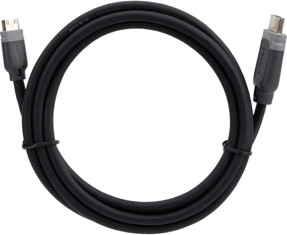Belkin MINI HDMI to HDMI Cable (6 feet)