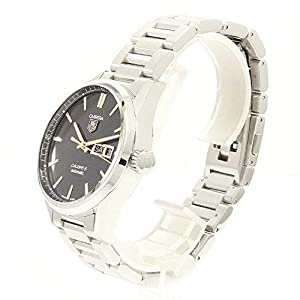 TAG Heuer Reloj Carrera Calibre 5 Day-Date 41 mm automático acero WAR201C.BA0723 2