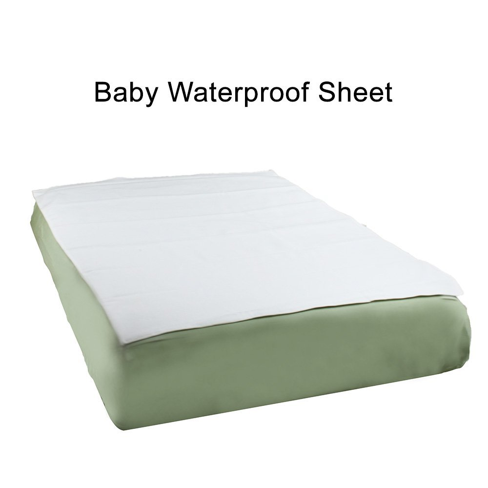 Organic Cotton Waterproof Liner Pad (Crib)