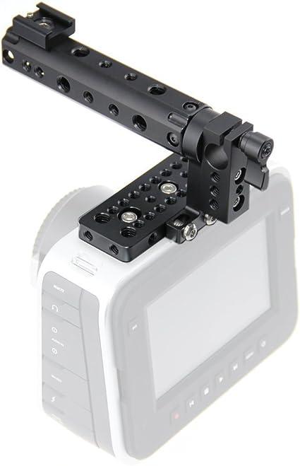 Camvate Top Griff Kamera Grip Support Top Teller Für Kamera