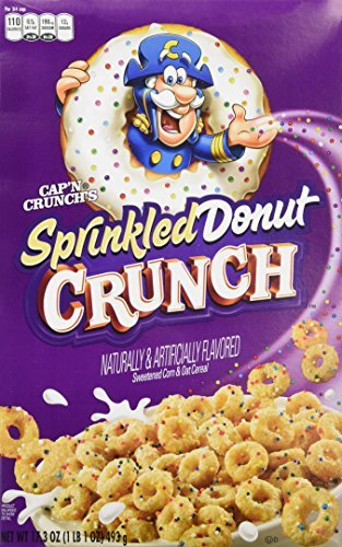 capn-crunchs-sprinkled-donut-crunch-cereal-173-oz-by-capn-crunch
