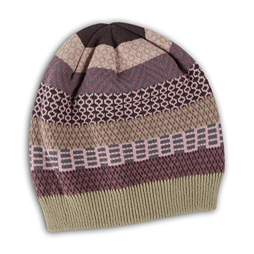World's Softest Weekend Collection Women's One Size Polyester Gallery Toboggan Hat, Abigail
