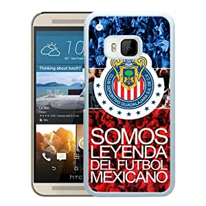 Fashionable And Unique Designed Cover Case With Chivas 4 White For HTC ONE M9 Phone Case