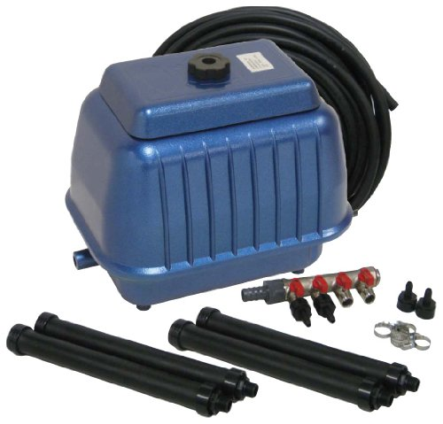 EasyPro LA20N Diaphragm Linear Aeration Kit, for Ponds up to 40000-Gallon