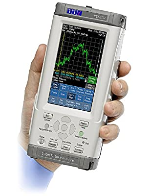 TTi PSA2702 Handheld 2.7GHz Spectrum Analyzer