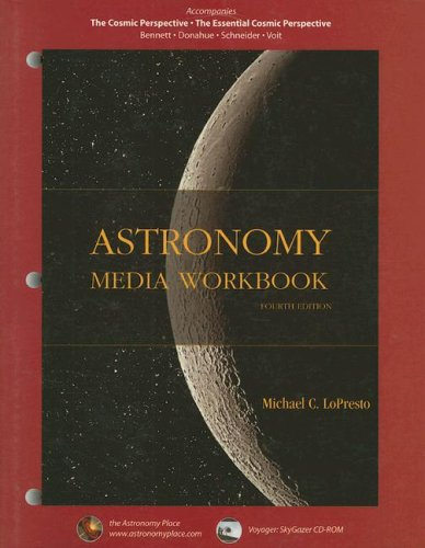Astronomy Media Workbook for the Cosmic Perspective the Essential Cosmic Perspective