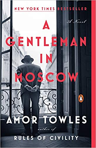 The A Gentleman in Moscow: A Novel travel product recommended by Paul Miller on Lifney.