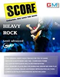 Score - Guitarists You Lead The Band!: Heavy Rock Play Along: Volume 2 (SCORE PLAY ALONG SONGS FOR GUITARISTS)