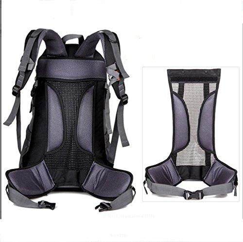 BUSL correas de hombro bolsa de deporte del alpinismo mochila entrepiso paseo salvaje . a b