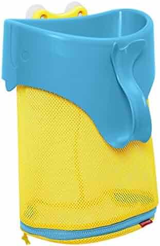 Skip Hop Moby Scoop & Splash Bath Toy Organizer And Storage, Blue