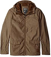 Outdoor Research Men's Oberland Hooded Jacket, Earth, Large