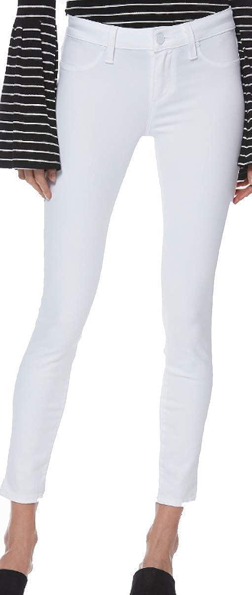 PAIGE Women's Jean Brigitte Crisp White Jeans 3505B58 4520