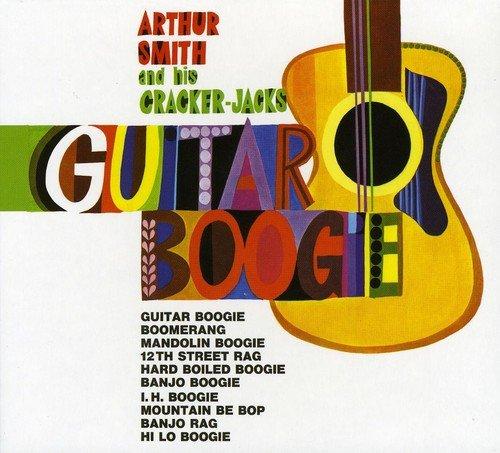 """CD : Arthur """"Guitar Boogie"""" Smith - Guitar Boogie (France - Import)"""