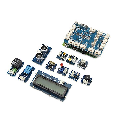 Seeedstudio-GrovePi+ Starter Kit for Raspberry Pi 3(CE certified) from seeed studio