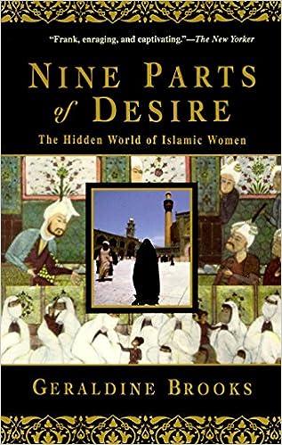 Download Nine Parts Of Desire The Hidden World Of Islamic Women By Geraldine Brooks