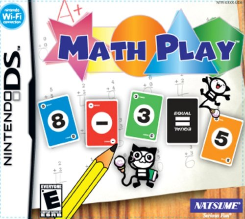 Math Play - Nintendo DS ()