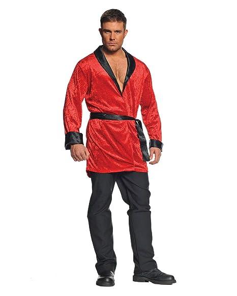 Horror-Shop Playboy Atractivo Chaqueta roja Standard: Amazon ...