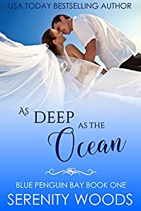 As Deep As The Ocean by Serenity Woods ebook deal