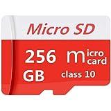 Amazon.com: Tarjeta Micro SD SDXC de 256 GB de alta ...