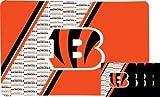 NFL Cincinnati Bengals Placemat Coaster Set