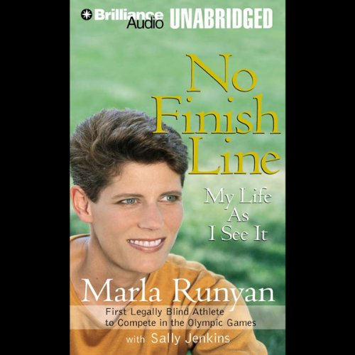 No Finish Line: My Life As I See It by Brilliance Audio