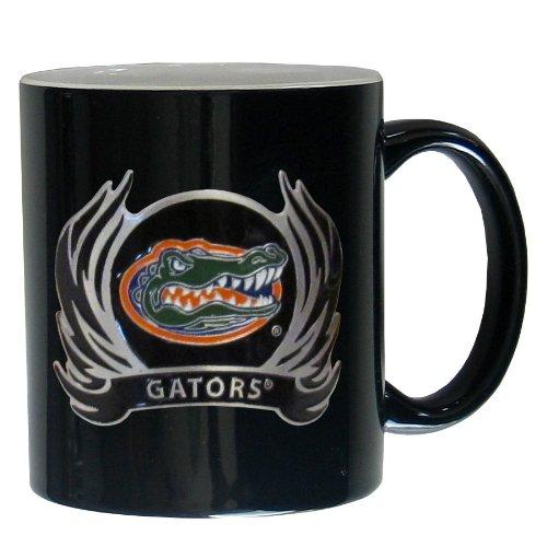 - NCAA Florida Gators Ceramic Coffee Mug with Flame Logo