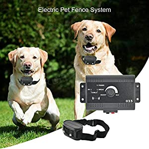 Underground Electronic pet Fence, Invisible Barbed Wire Used for Accommodation and Entertainment of Stubborn Dogs… Click on image for further info.
