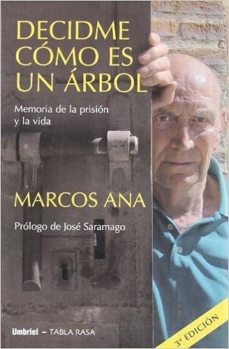 Decidme cómo es un árbol (Umbriel testimonios): Amazon.es: Ana, Marcos: Libros