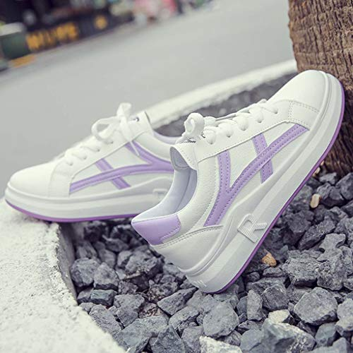 Valentino Ragazza Ginnastica Sport Fashion Casual San Pantofola Per Bianco Women Sneakersscarpe Estate Donna Nuovo Ihengh Running Pelle Scarpa Shoes Pu Scarpe Moda Da 2019 IaZFBv