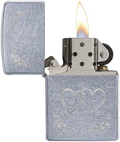 Zippo Heart to Heart ハート ジッポ 24016