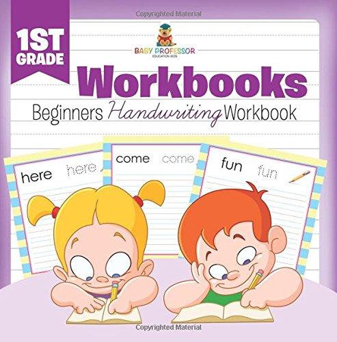 Download 1st Grade Workbooks: Beginners Handwriting Workbook PDF