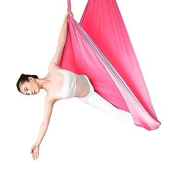 Aéreo Yoga Hamaca Hogar Interior Eslinga de Gran Altura ...