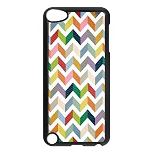 VNCASE Chevron Phone Case For Ipod Touch 5 [Pattern-1]