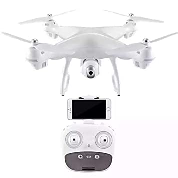 Rwdacfs Drones Quadcopter casero, Retorno de GPS, cámara de Video de ...