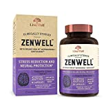 ZenWell – Organic Ashwagandha with KSM-66 | Clinically Studied Stress Reduction and Neural Protection (60 Capsules) For Sale