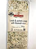 Tiberino's Real Italian Meals - Leek & Potato soup w/ Basmati rice