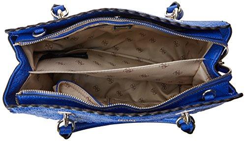 Guess De Bolsos Hobo Bags Y Hombro X Cm H 14 blue Mujer Shoppers w L 5x24x32 Azul 4x4XWqwnr