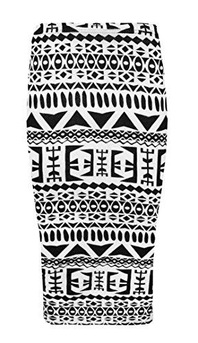 Elum® - Falda - para mujer Big Aztec