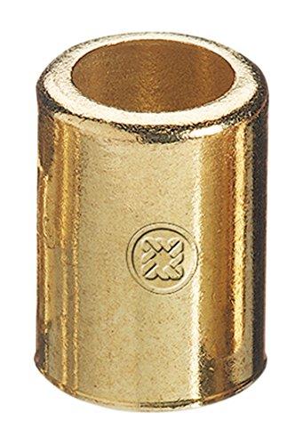 0.562 I.D. Western Enterprises 7325 Brass Hose Ferrules 0.5 Length