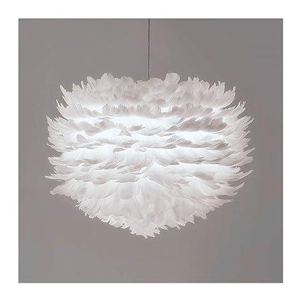 LQ Lámpara, lámpara de Techo Pendiente contemporánea 7W luz ...