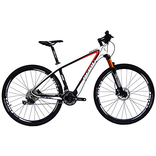 BEIOU Carbon 29er Hardtail Mountain Bike 29-Inch 2.1