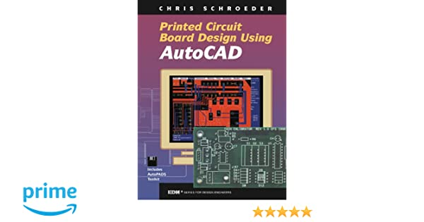 pcb design using autocad edn series for design engineers chris rh amazon com Circuit Board Art Circuit Board Illustration