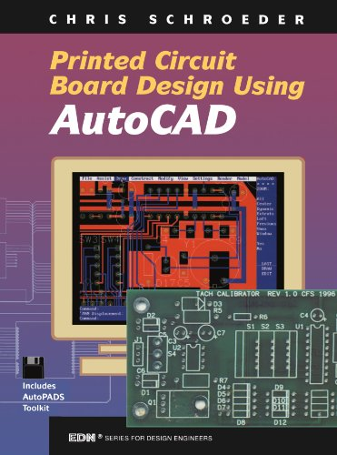 PCB Design Using AutoCAD (EDN Series for Design Engineers) ()