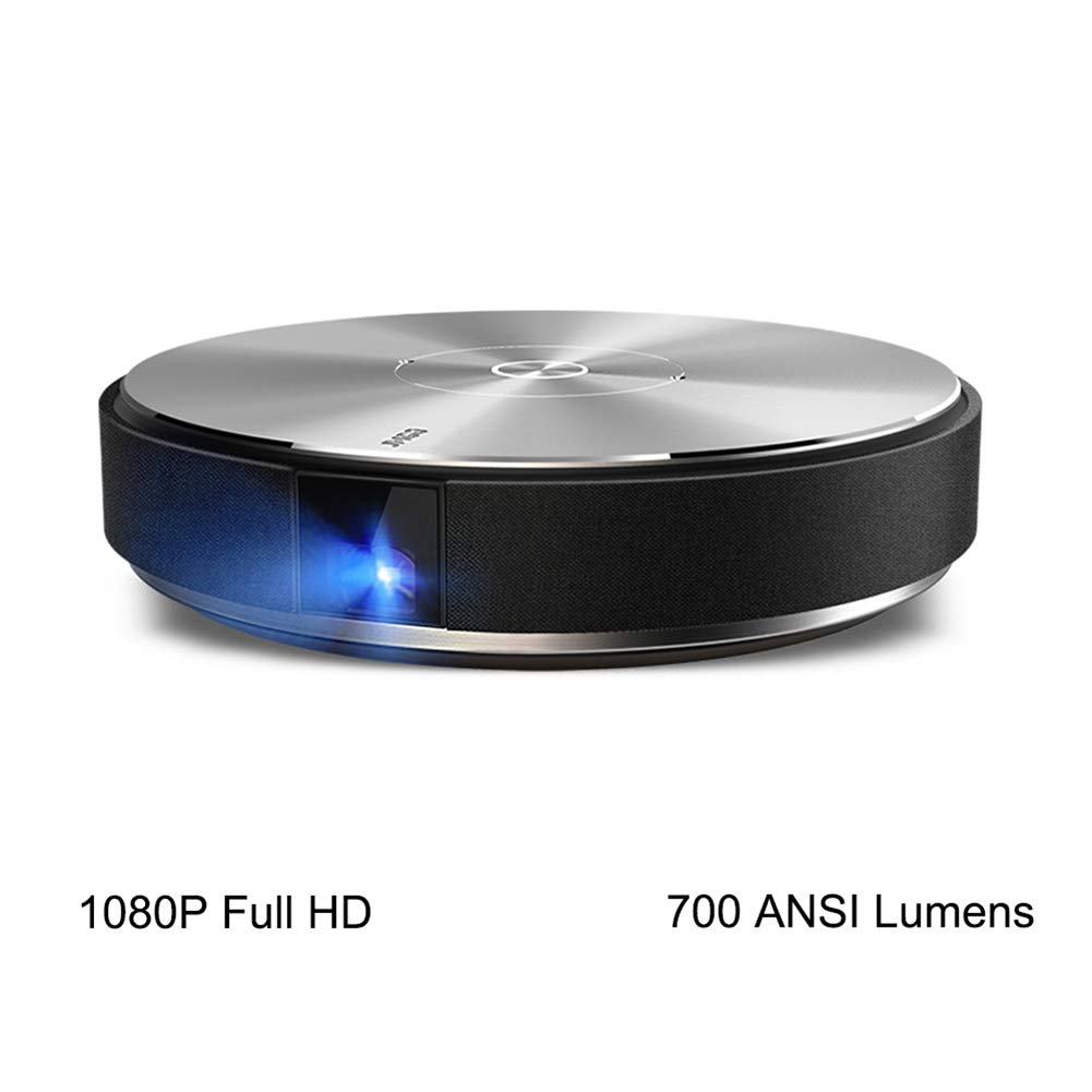 Proyector inalámbrico Inteligente, 3D Home Theater HD 1080P ...