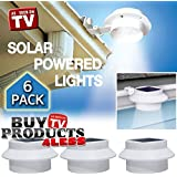 Deal - Outdoor Solar Gutter LED Lights by BuyTVProducts Direct