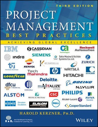 Project Management - Best Practices: Achieving Global Excellence 3rd edition by Kerzner, Harold R. (2014) Hardcover