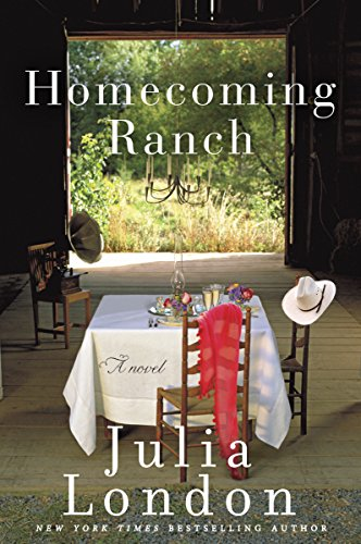Homecoming Ranch (Pine River Book 1) cover