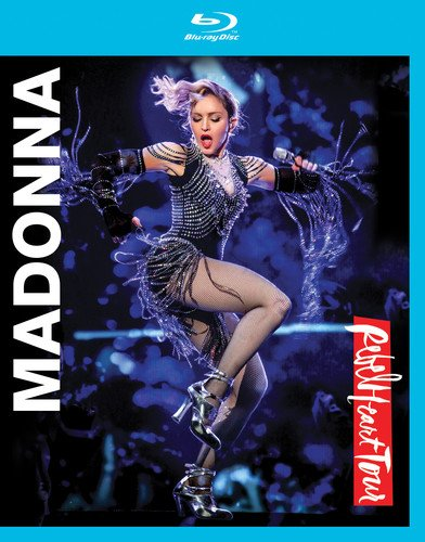 Blu-ray : Madonna - Rebel Heart Tour (United Kingdom - Import)